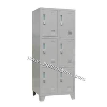 Six Door Storage Lockers